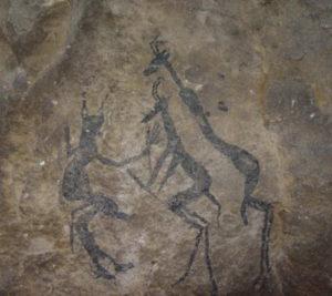 Sotho-Bushman-Rock-Paintings-02