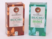 Cape Moondance Buchu & Buchu Mint