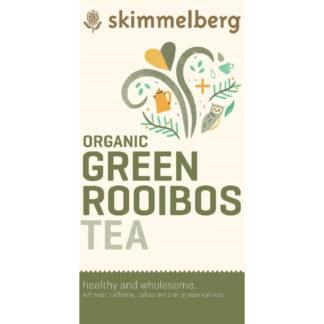 Skimmelberg Organic Green Rooibos Tea - 800