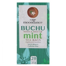 Cape Moondance Buchu Mint