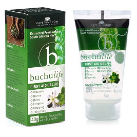 Buchulife First Aid Gel Eczeem EHBO