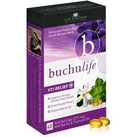 Buchulife UTI relief plus